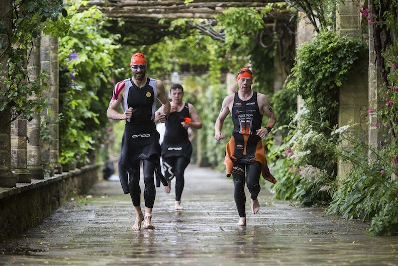 Castle Triathlon Series - Bastion 2015