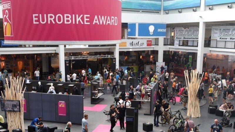 Eurobike Award at show