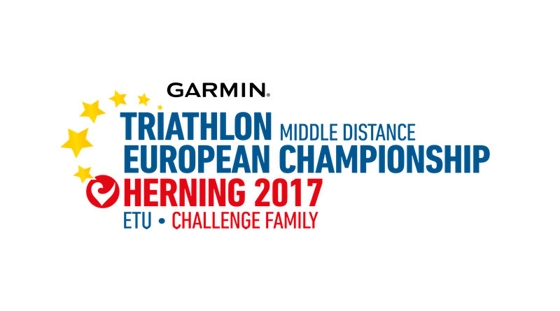 Garmin sponsored ETU Challenge Herning 2017 event logo