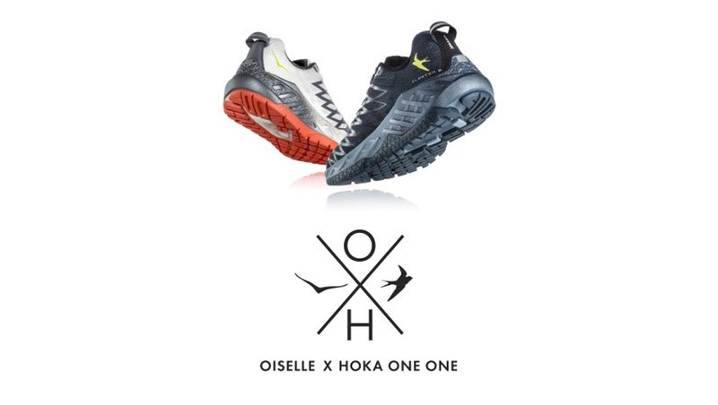 Hoka One One and Oiselle collaboration