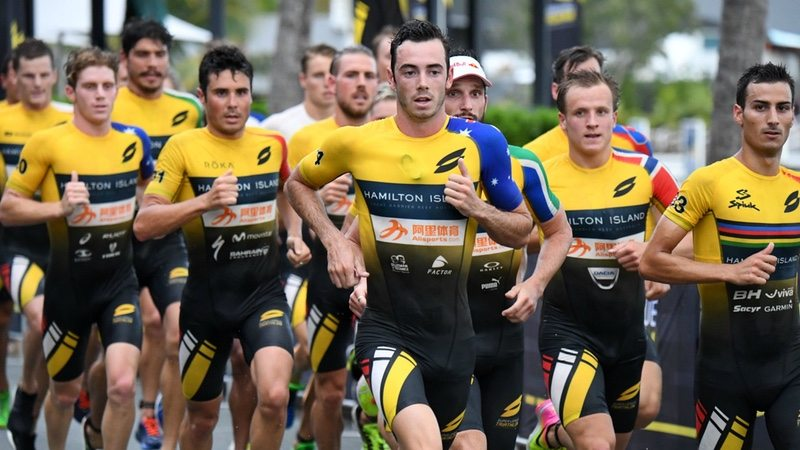 Men's and women's Super League Triathlon racing heads to ...
