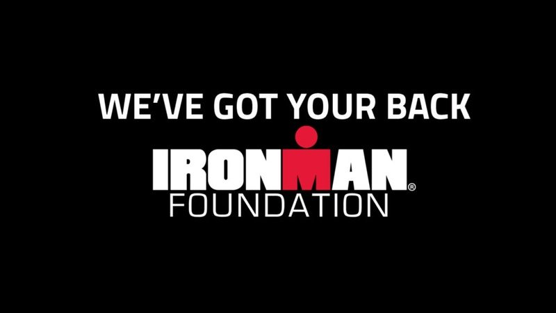 IRONMAN Foundation - we've got your backpack