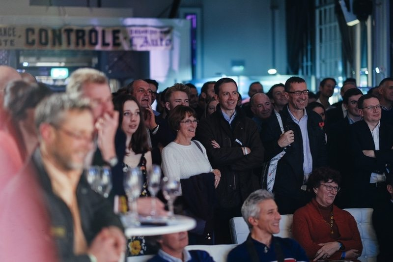 Rouleur Classic 2017 - Thursday audience