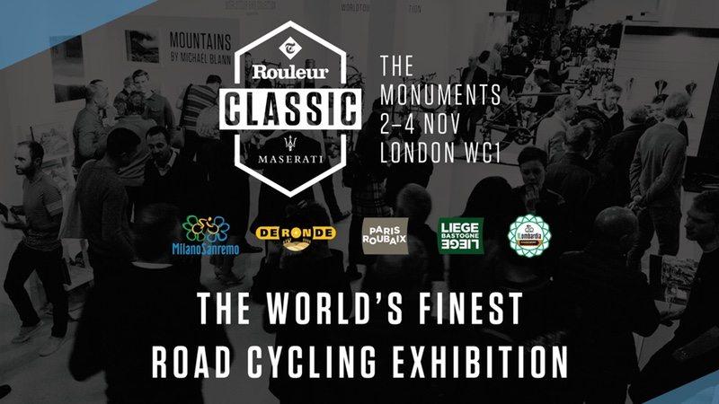 Rouleur Classic 2017 banner