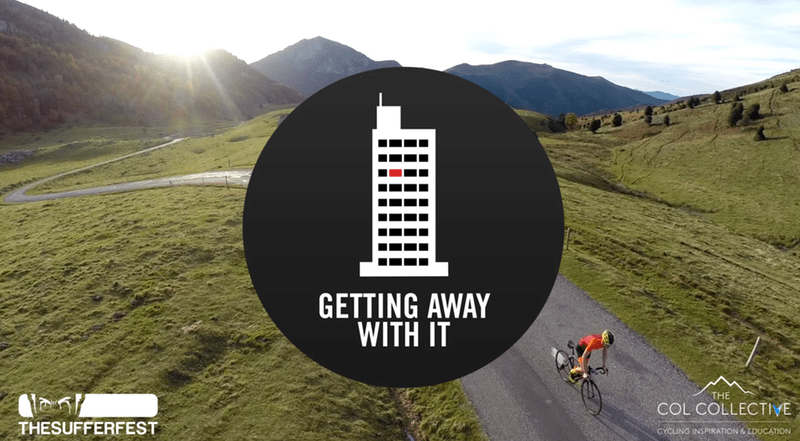 Sufferfest - Getting Away With It