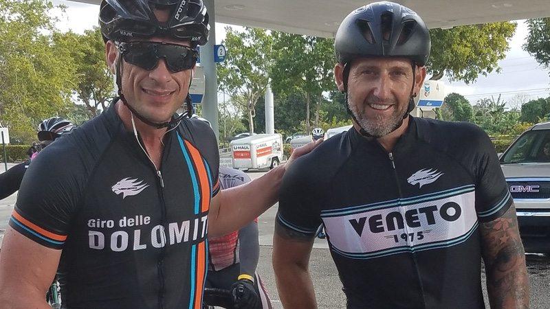 Veneto Sportswear riders