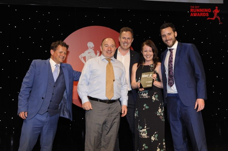 ASICS Greater Manchester Marathon voted UK's Best Marathon at The Running Awards