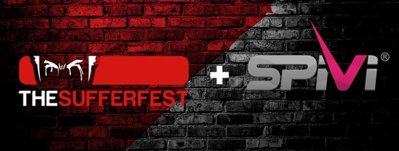 The Sufferfest and Spivi banner