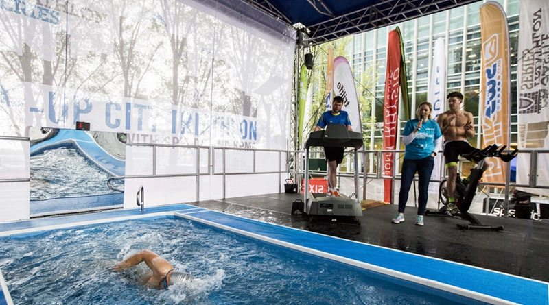 Let's Do This - Winners of Pop-Up City Triathlon