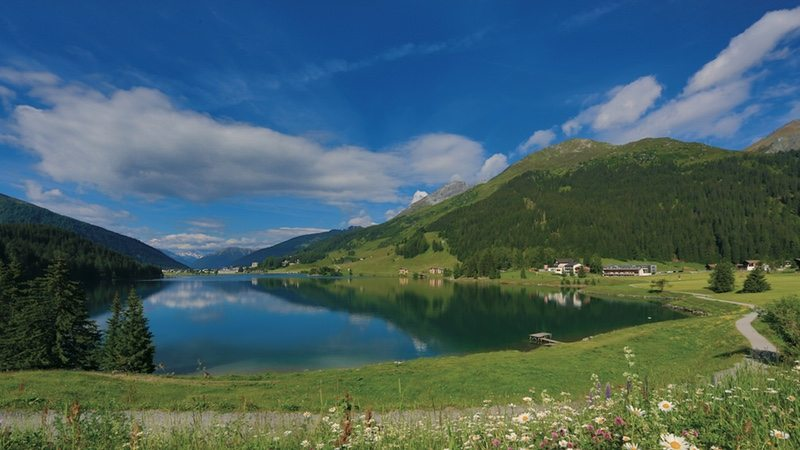 Summer in Davos / Klosters
