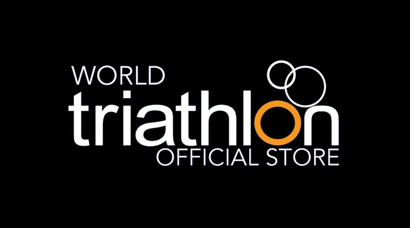 ITU World Triathlon Official Store banner