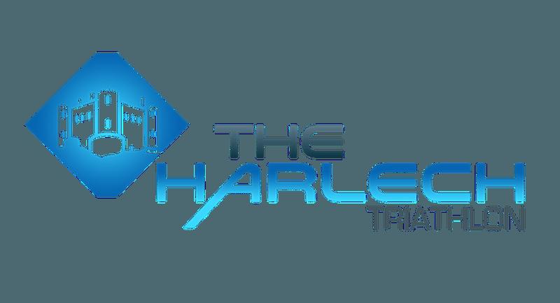 Harlech Tri Logo