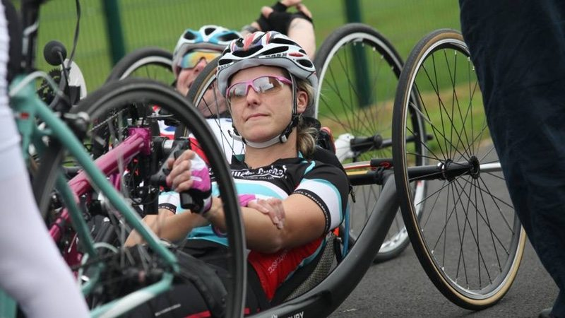 British Cycling - latest disability hub opens in Leeds