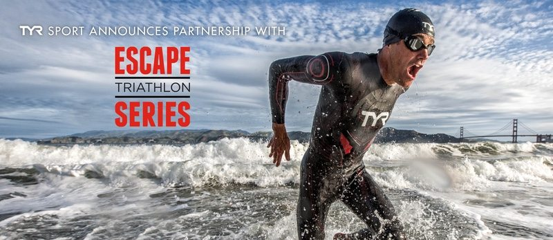 TYR Sport splashes out with Escape Triathlon Series
