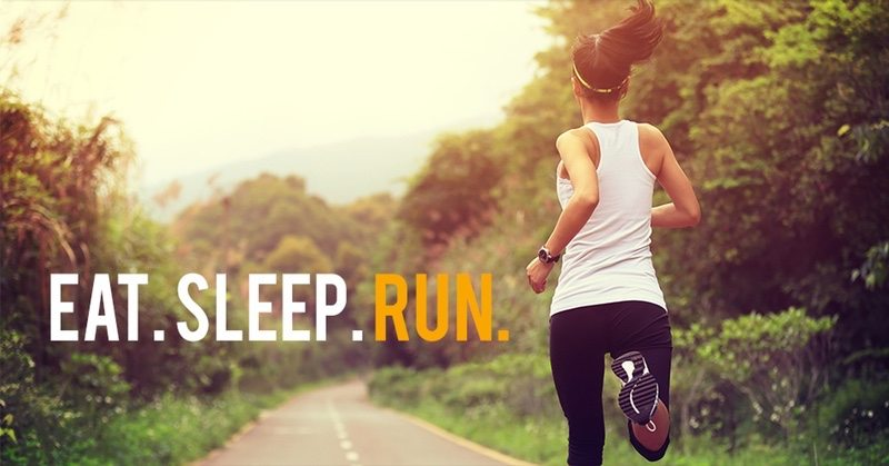 The National Running Show_Eat Sleep Run