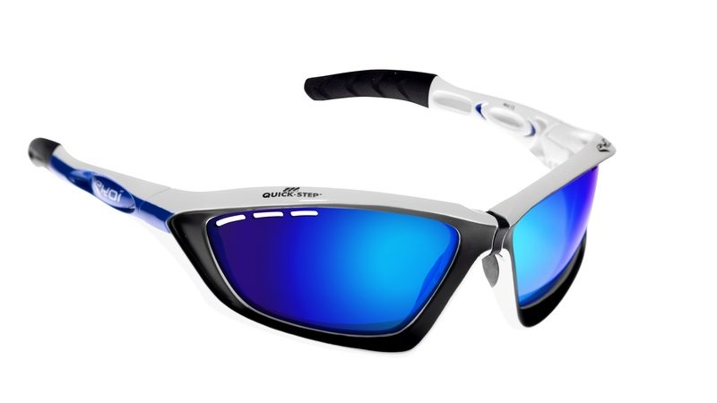 EKOI - Fit First -QuickStep sunglasses - Revo-Bleu