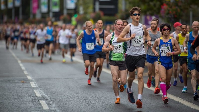 Ealing Half 2016 - photo George Blonsky