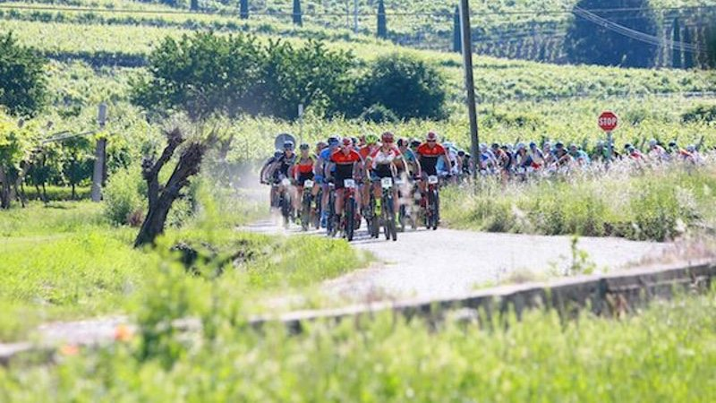 Gran Fondo KASK Soave Bike riders