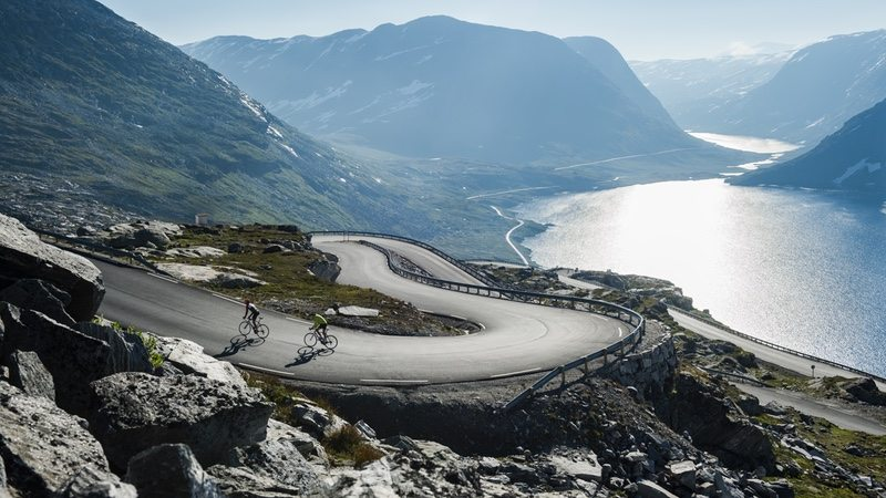 Maserati Haute Route Norway - Photo Destinasjon Alesund and Sunnmore