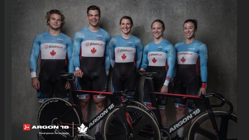 Argon 18 signs multi-year partnership with Cycling Canada - photo credit Bojan Uzicanin
