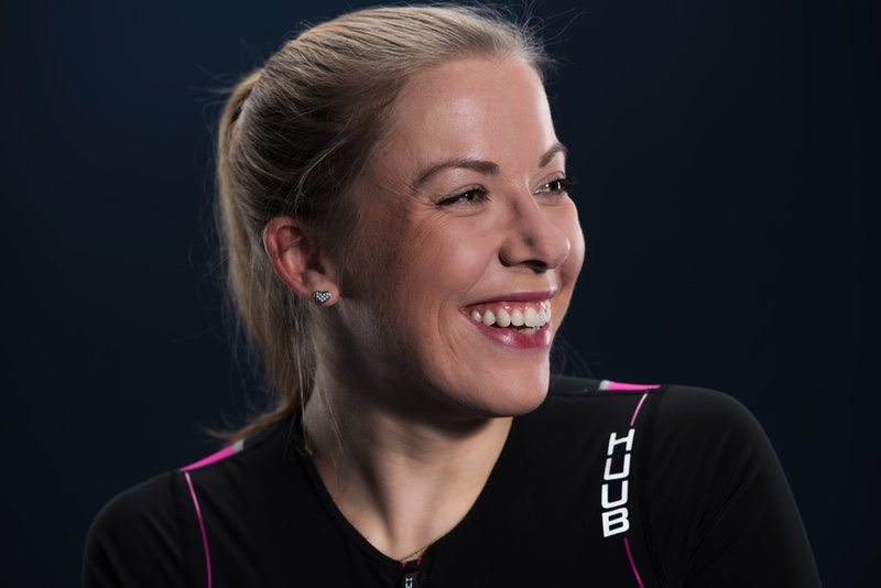 HUUB sponsored Hannah Cockroft