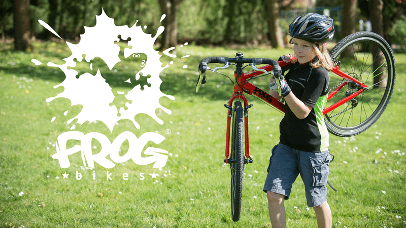 Brighton and Hove Triathlon introduces junior racing with Frog Bikes