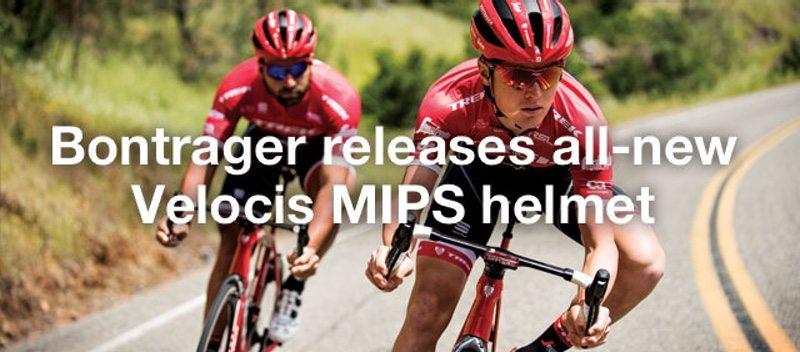 Bontrager releases Velocis MIPS helmet