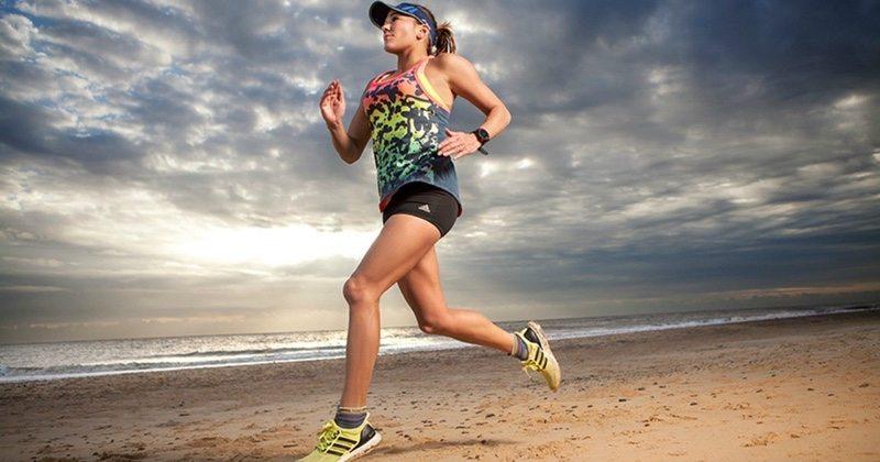 Susie Chan run - photo credit Steve Brown