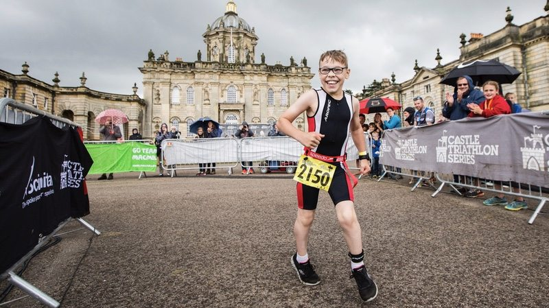Bailey Matthews returns to Castle Howard