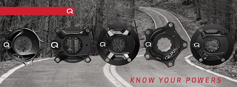 Quarq know your powers banner - DZero power meter