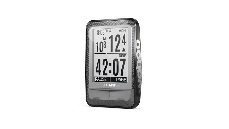 Wahoo Fitness introduces ELEMNT MINI bike computer