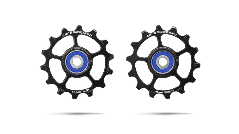 CeramicSpeed launches double 14-tooth Eagle Pulley Wheels