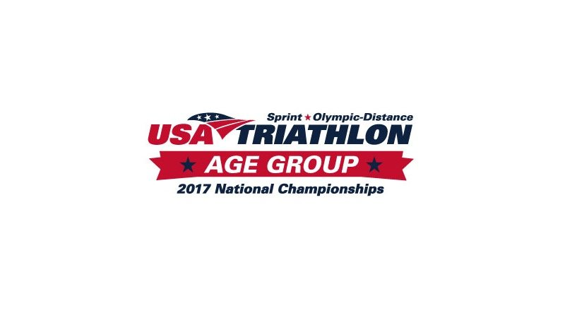 USAT Age Group National Champs 2017 logo