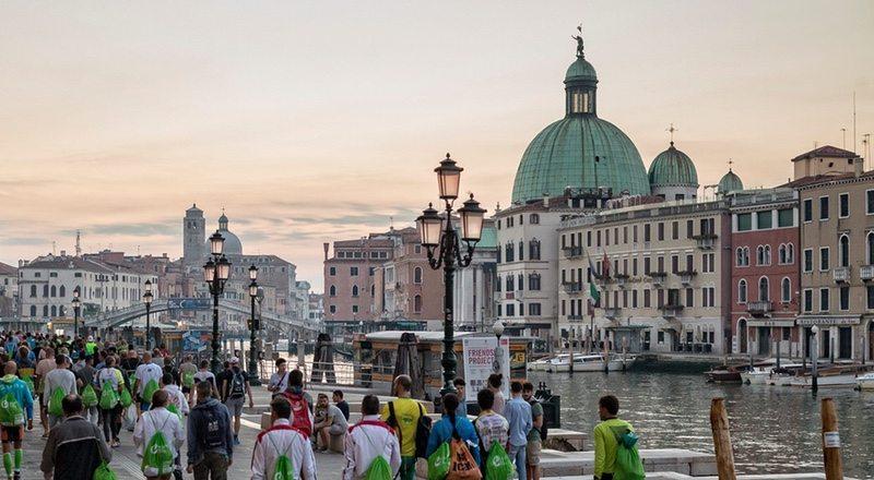 Challenge Venice athletes