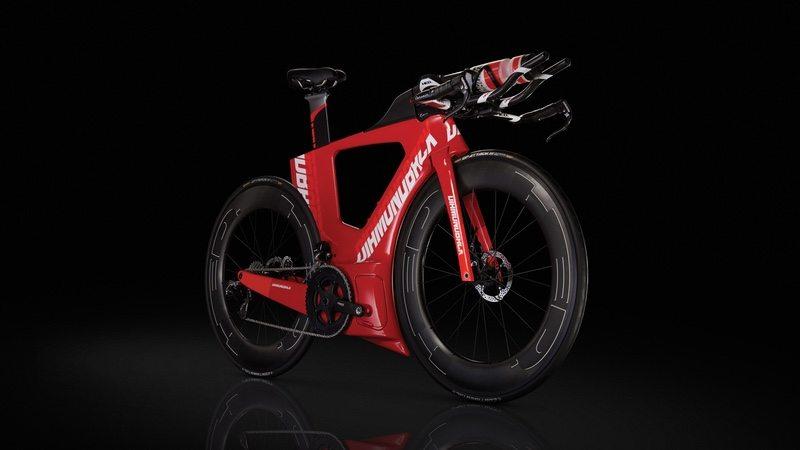 Diamondback Andean bike - endurancebusiness.com