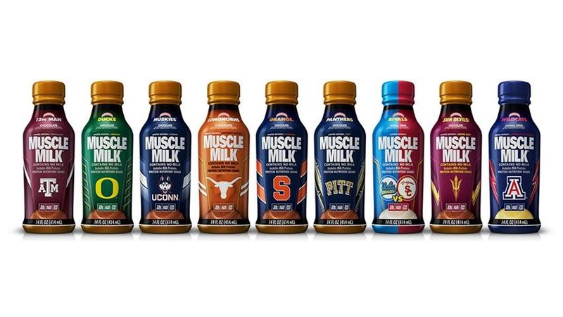 Muscle Milk products