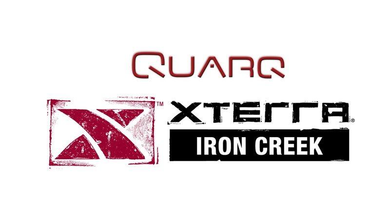 Quarq XTERRA Iron Creek logo