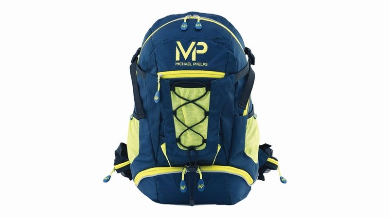 MP Michael Phelps brand launches MP Team Backpack
