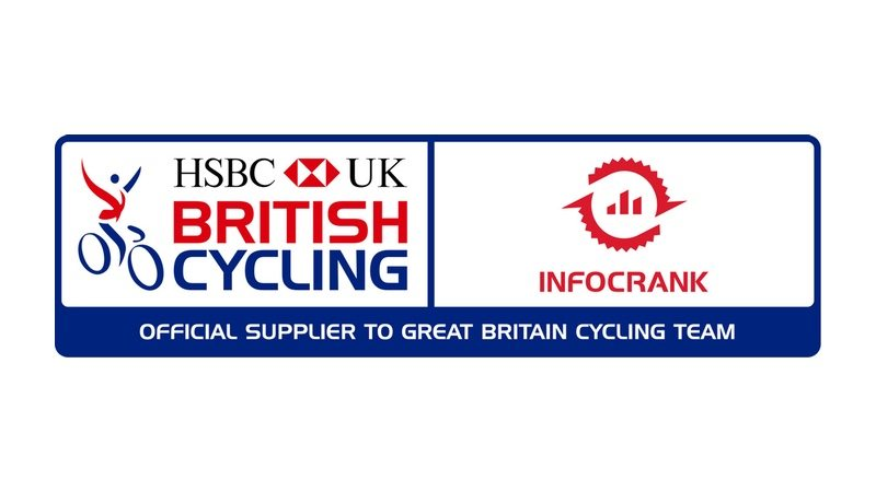 Verve Cycling InfoCrank is official British Cycling partner