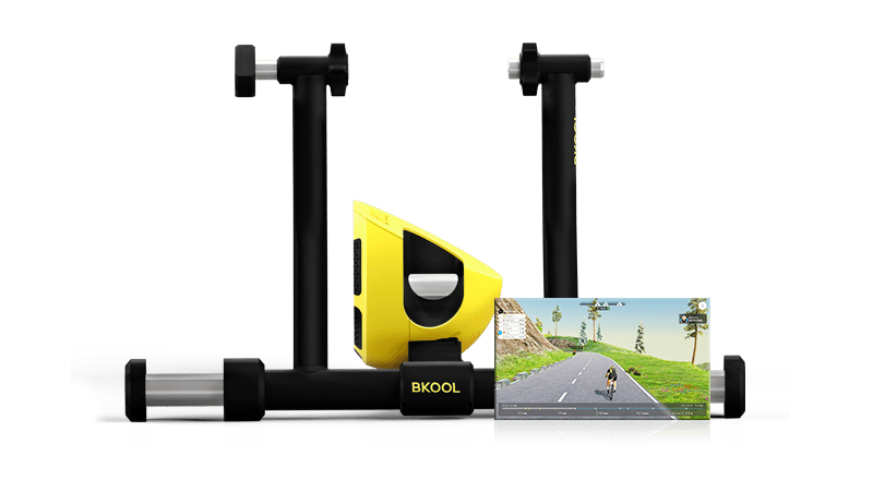 Bkool Smart Pro 2 turbo trainer