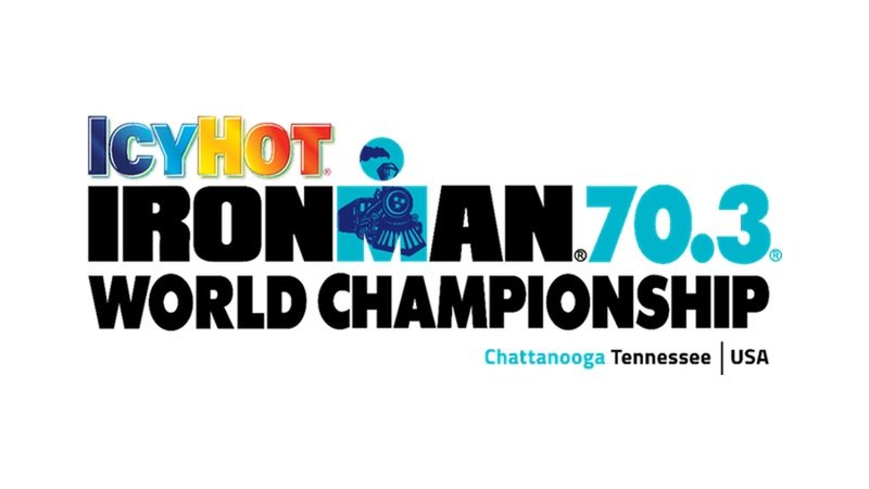 ICY HOT 2017 IRONMAN 70.3 World Championship logo