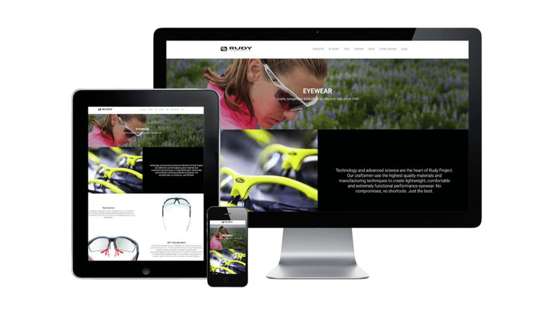 Rudy Project North America unveils new interactive website for dealers