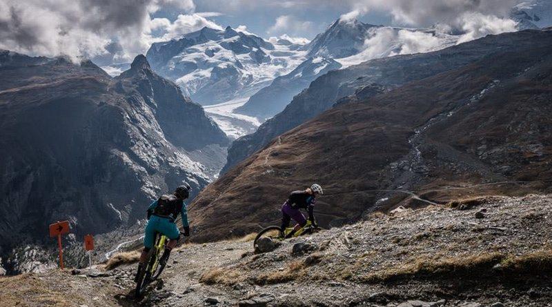 PERSKINDOL SWISS EPIC mountain bike race - photo credit Alex Buschoi