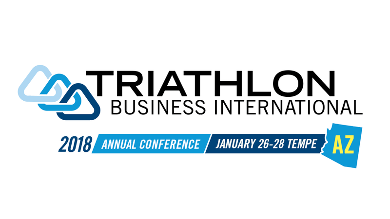 Triathlon Business International - TBI - conference banner January 2018