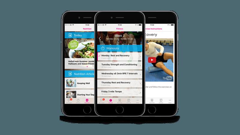 Get Event Fit App