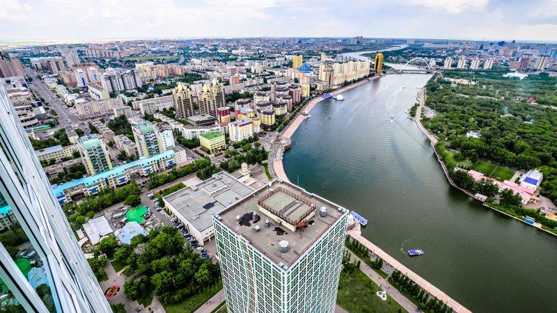 IM 70.3 Astana - photo IRONMAN