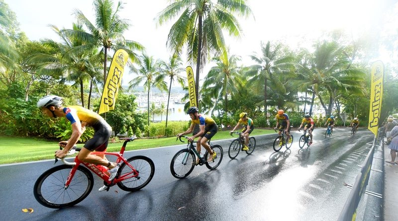Cycling - Super League Triathlon Hamilton Island