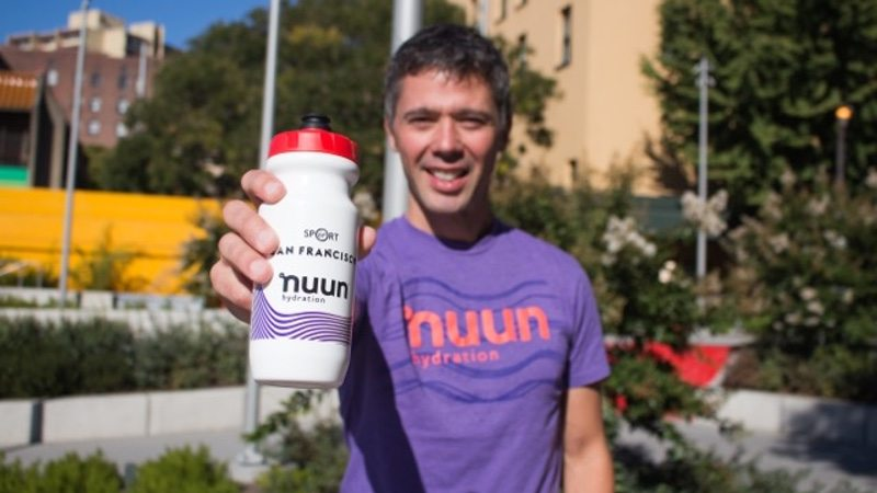 Nuun and Virgin Sport partnership