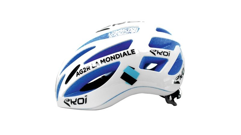 EKOI CORSA LIGHT EVO helmet side view