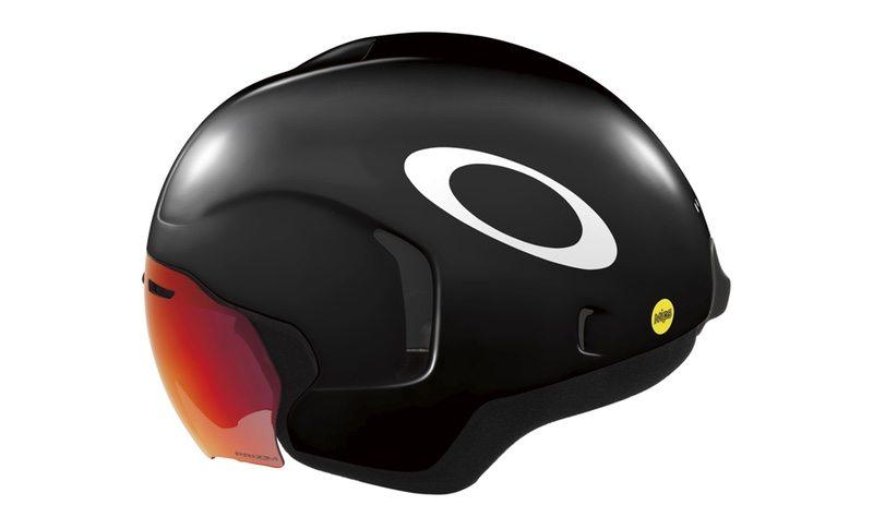 Oakley AR07 Cycling Helmet Polished Black